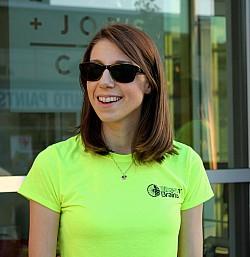 Joy Cameron, Founder of Bikes ' Brains